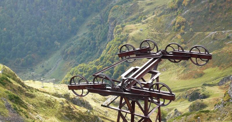 La mine du Bentaillou